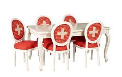 Esstischgruppe Swiss
