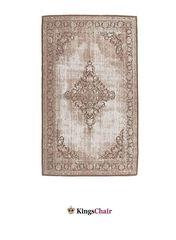 Teppich braunbeige 120