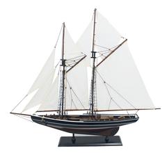 Bluenose Segelboot 74 Zweimaster