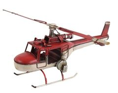 Metall Helikopter 35