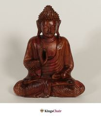 Indischer Buddha gross