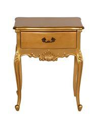 Harry Nachttisch gold