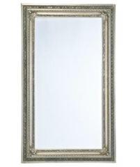 Spiegel silber mit Facettenschliff 120 x 200cm