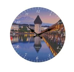 Wanduhr Luzern