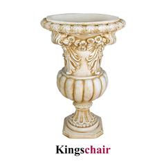 Steinguss Vase Gips Aphrodite Amphore
