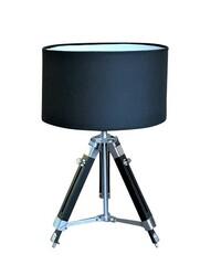 Tischlampe Tripod schwarz