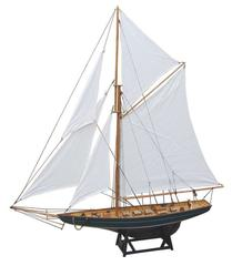 Segelboot Green Wind 92