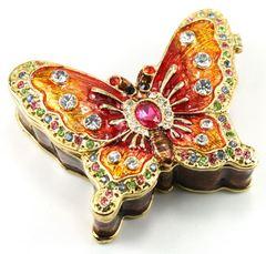 Schmetterlingsdose