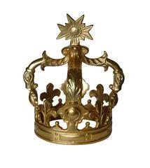 Krone klein gold