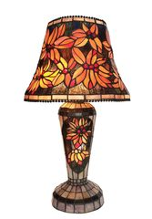 Tiffany Lampe Flora Grande 61cm