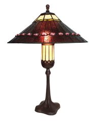 Tiffany Lampe, Kolonial Proud 79cm