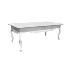 Couchtable 120 weiss