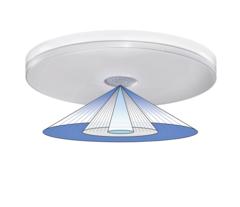 Sensorleuchte SlimLED Sens 2000 24W