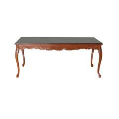Barocktisch 200 braun