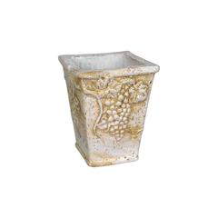 Steinguss Vase Gips Dionysos