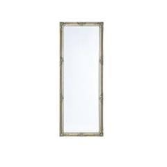 Spiegel silber mit Facettenschliff   70 x 185cm