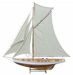 Segelboot Modell 135