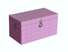 Glanz Truhe 68 pink