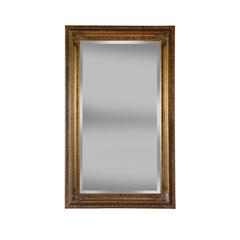 Spiegel Facettenschliff Gold