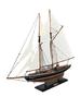 Bluenose Segelboot Nachbau