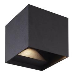 Wandleuchte Würfel LED